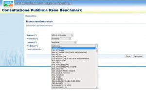 Consultazione Rese Benchmark 2010-2015